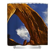 Arch 11 Shower Curtain
