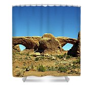 Arch 23 Shower Curtain
