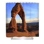 Arch 30 Shower Curtain