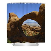 Arch 31 Shower Curtain