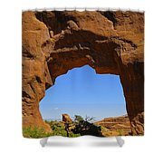 Arch 39 Shower Curtain