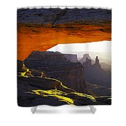 Arch 7 Shower Curtain