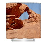 Arch At Valley Of Fire State Park Shower Curtain