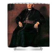 Archbishop William Henry Elder Shower Curtain