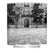 Archbishop's Palace Granada Shower Curtain