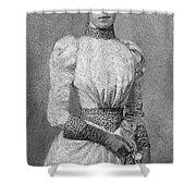 Archduchess Marie Valerie Of Austria Shower Curtain