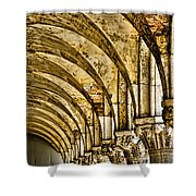 Arches At St Marks - Venice Shower Curtain