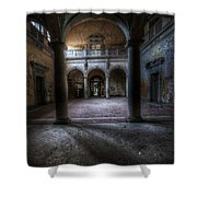 Arches Of Beauty  Shower Curtain