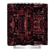 Architect Of The Future Shower Curtain
