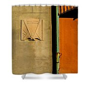 Architectural Detail 1a Shower Curtain