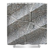 Architectural Detail 3 Shower Curtain