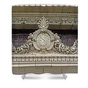 Architectural Embellishments Shower Curtain