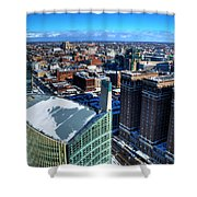 Architectural Variances Winter 2013 Shower Curtain