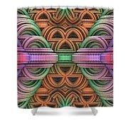 Architopia Shower Curtain