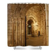Archways Cloisters Nyc Shower Curtain