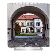 Archways Shower Curtain