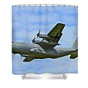 Arctic Flight Shower Curtain