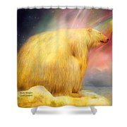Arctic Wonders Shower Curtain