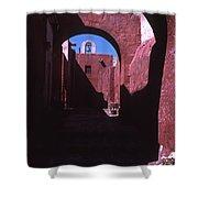 Arequipa   Peru   #12291 Shower Curtain