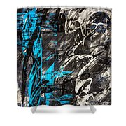 Areus Shower Curtain