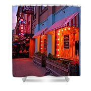 Argyle Street Halifax Shower Curtain