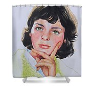 Ariane Shower Curtain