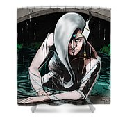 Arielle's Grotto Shower Curtain