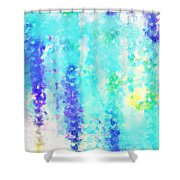 Arizona Abstract 3 Shower Curtain