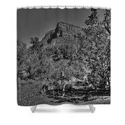 Arizona Bell Rock Valley N11 Shower Curtain