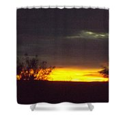 Arizona Landscape Shower Curtain