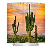 Arizona Life Shower Curtain