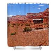 Arizona Road Trip Shower Curtain