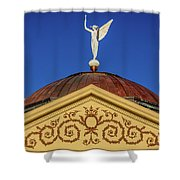 Arizona State Capitol Building Shower Curtain