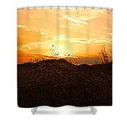 Arizona Sunset II Shower Curtain