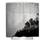Arkansas Trees Shower Curtain