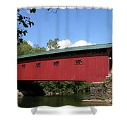 Arlington Bridge 2526a Shower Curtain