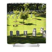 Arlington National Cemetery - 540 Shower Curtain