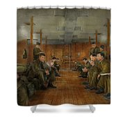 Army - Ways To Relax Shower Curtain