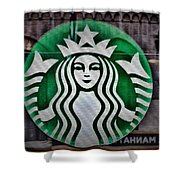 Aroma Of Coffee Shower Curtain