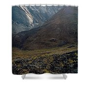 Arrigetch 4 Shower Curtain