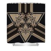 Arrow Of Jewels Shower Curtain