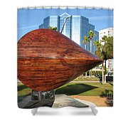 Art 2009 At Sarasota Waterfront Shower Curtain