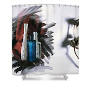 Art 4b Shower Curtain
