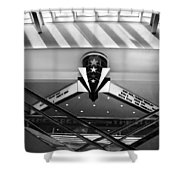 Art Deco Theatre 2 Shower Curtain