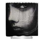 Art In The News 9 Shower Curtain