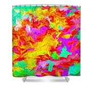 Art Series 01 Shower Curtain