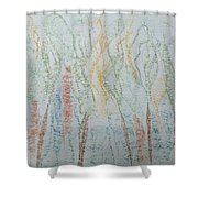 Art Therapy 102 Shower Curtain