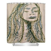 Art Therapy 132 Shower Curtain
