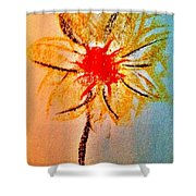 Art Therapy 135 Shower Curtain