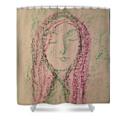 Art Therapy 137 Shower Curtain